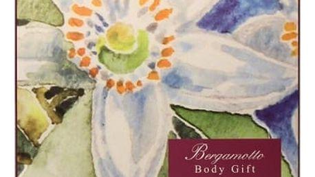 Frais Monde Bergamot dárková kazeta pro ženy parfémovaná voda 125 ml + pěna do koupele 200 ml + tělový krém 200 ml