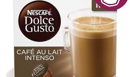 Nescafé Dolce Gusto kapsle Café Au lait Intenso 16ks
