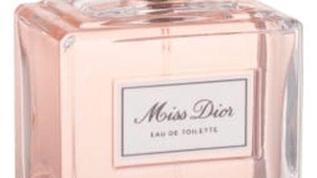 Christian Dior Miss Dior 2013 100 ml toaletní voda tester pro ženy
