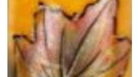 svíčka podzim