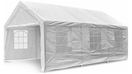 Garthen 413 Zahradní stan - bílý, 4 x 6 m