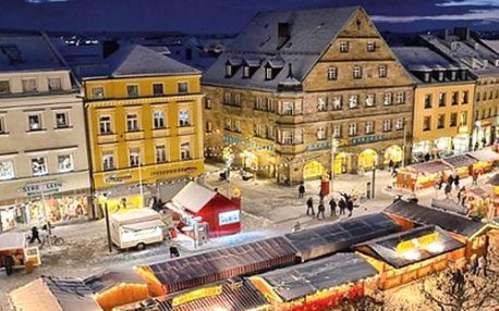 1denní adventní zájezd pro 1 osobu do bavorského Bayreuthu s odjezdem z Prahy, Berouna a Plzně.