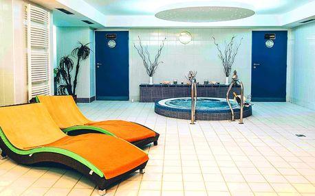 Relax blízko Adršpachu s polopenzí i wellness