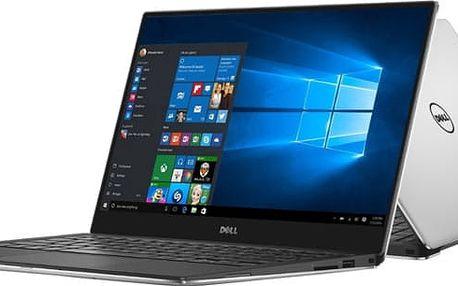 Dell XPS 13 (9360) Touch, stříbrná - N-9360-N2-511S