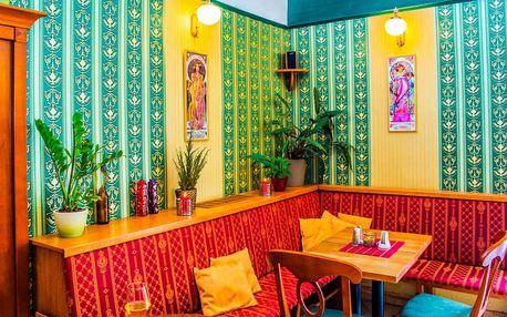 40% sleva na veškerá jídla v Restauraci Delije u Staroměstského náměstí