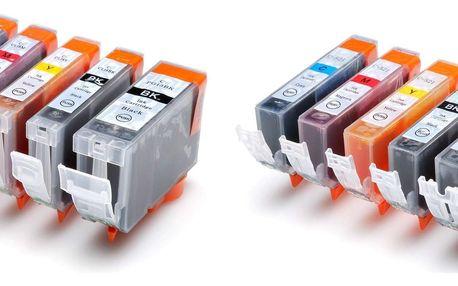 Kompatibilní náplně pro tiskárny Canon