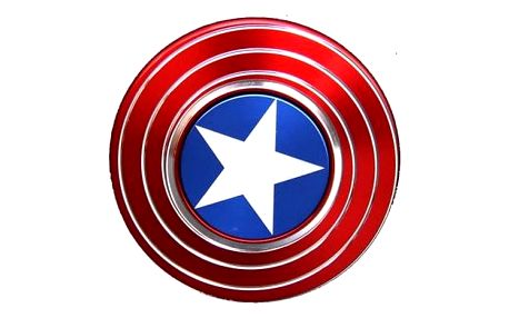 Eljet Fidget SPINEE Captain America