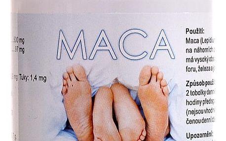 NATURAL MEDICAMENTS Maca 500 mg 100 tablet