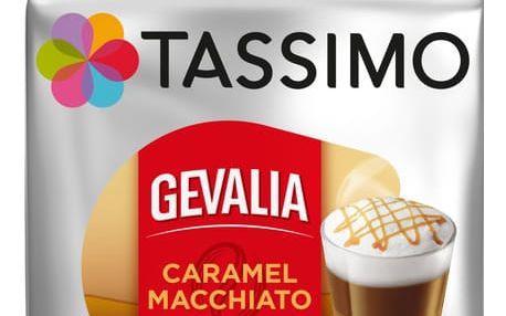 Tassimo Gevalia Caramel Macchiato 8+8ks