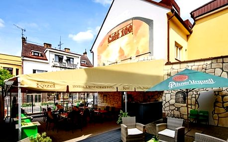 Relaxační wellness pobyt pro dva v 3*hotelu Tatra, polopenze, kávička, dezert, masáž, solná jeskyně.