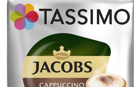 TASSIMO Jacobs Krönung Cappuccino 8+8 kapslí 264g