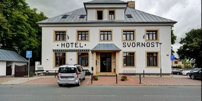 Hotel Svornost Praha