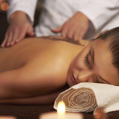 Rozmazlete se thajskou masáží dle výběru