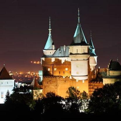 3-denní pobyt pro DVA v termálech Bojnice v 3*hotelu včetně polopenze. Bojnický zámek, termální lázně 200m od hotelu a největší slovenská ZOO na jednom místě!