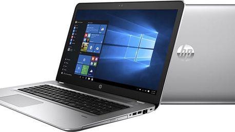 HP ProBook 470 G4, stříbrná - Z2Y46ES