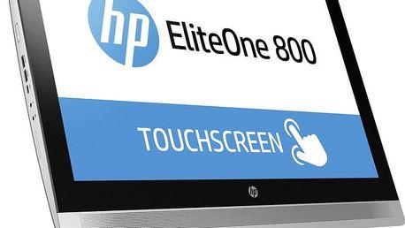 HP EliteOne 800 G2 Touch, stříbrná - P1G64EA
