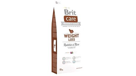 Granule Brit Care Weight Loss Rabbit & Rice 12 kg + Doprava zdarma