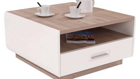 Konferenční stolek avensis, 75/40/75 cm