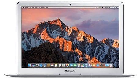 "Notebook Apple 13 128 GB - silver (MQD32CZ/A) i5-8GB, 128GB, 13.3"", 1440 x 900, bez mechaniky, Intel Iris Graphics 6000, BT, CAM, macOS Sierra"