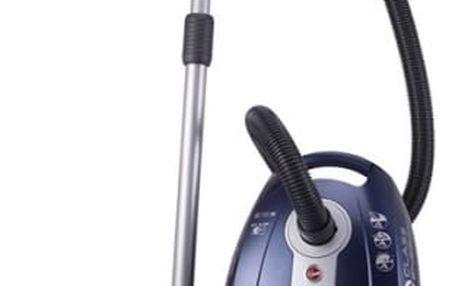 Vysavač podlahový Hoover A-CUBED SILENCE AC73_AC20011 modrý