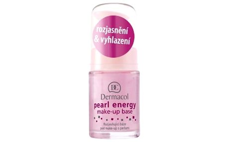 Dermacol Pearl Energy 15 ml podklad pod makeup pro ženy