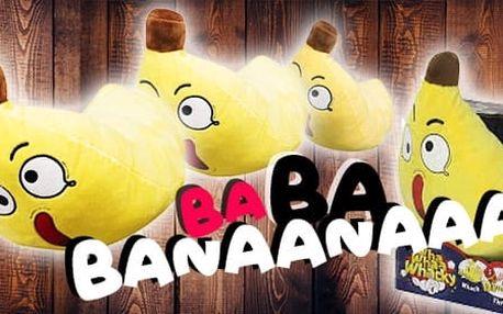 Létající banán Wha Whaa Whacky 33cm