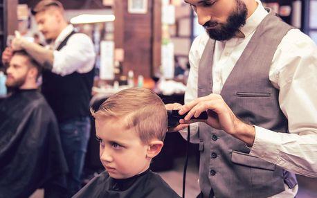 Original Barber Cut: péče o muže i jejich syny