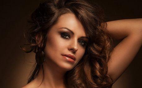 3D střih vlasů s možností melíru či barvy