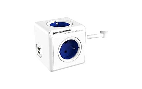PowerCube Extended USB BLUE
