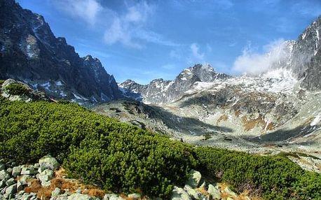 Vysoké Tatry ve vile s hydromasáží