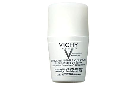 Vichy antiperspirant Treatment 48h deodorant roll-on 50 ml