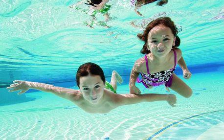 Hurá do vody: plavecké kurzy děti každého věku