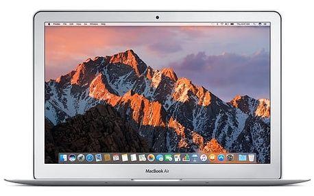 Notebook Apple 13 128 GB - silver (MQD32CZ/A) Software F-Secure SAFE 6 měsíců pro 3 zařízení v hodnotě 979 Kč + DOPRAVA ZDARMA