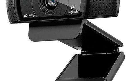Webkamera Logitech C920 Pro (960-001055) černá