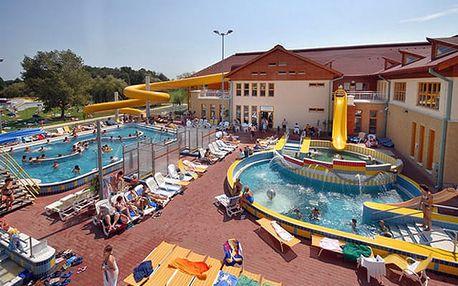 Belenus Thermal Hotel*** Superior, Dokonalá relaxace v proslulých maďarských lázních
