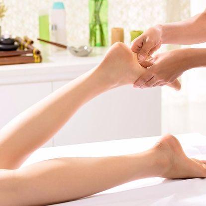 Hodinová detoxikační procedura: lymfatická masáž