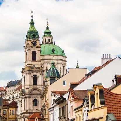 Hotel Dalimil *** v Praze na Žižkově se snídaní jen 4 zastávky od centra