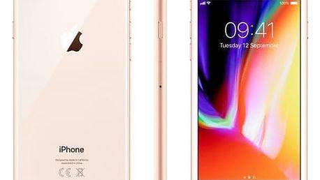 Mobilní telefon Apple 64 GB - Gold (MQ6J2CN/A)