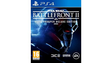 Star Wars Battlefront II - Elite Trooper Deluxe Edition (PS4)