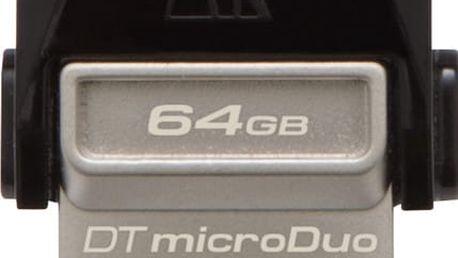 Kingston DataTraveler microDuo 64GB - DTDUO3/64GB