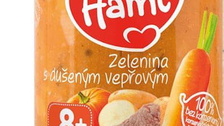 6x HAMI Mrkev, brambory, vepřová kýta (200 g) - maso-zeleninový příkrm