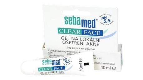 Sebamed Clear face gel proti akné 10ml