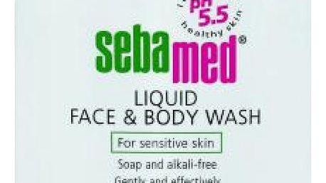Sebamed mycí emulze na obličej a tělo 200 ml