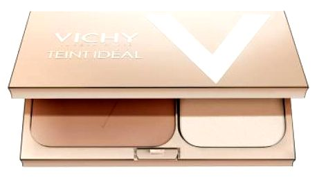 VICHY Teint Ideal powder - kompaktní pudr světlý 9,5 g