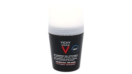 Vichy Homme 48h 50 ml antiperspirant roll-on pro muže
