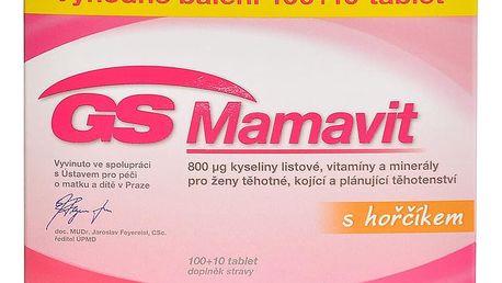 GS Mamavit 100 + 10 tablet ZDARMA