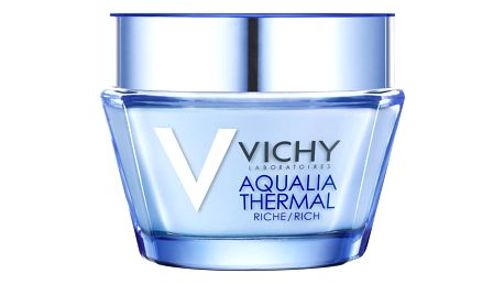 VICHY Aqualia Thermal Riche 50ml + Vichy Pureté Thermale 3v1 micelární voda 100 ml ZDARMA