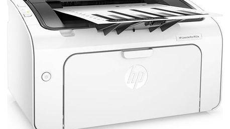Tiskárna laserová HP LaserJet Pro M12w (T0L46A) bílá barva + Doprava zdarma