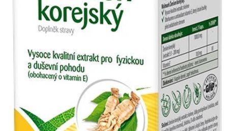 Walmark Ženšen korejský 30 tbl.
