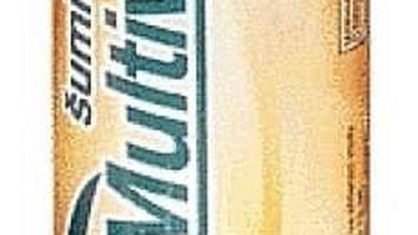 GS Multivitamin s minerály šumivý Forte pomeranč tbl.20+5
